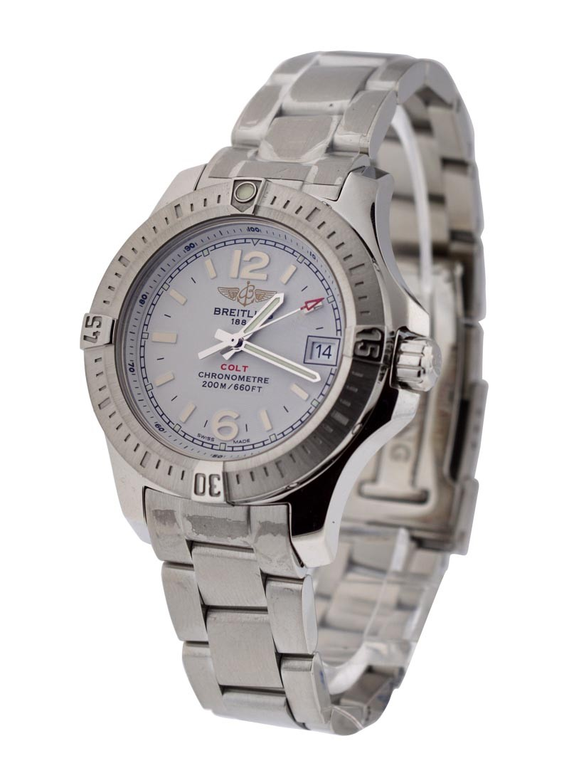 Breitling Colt Lady's 33mm in Steel