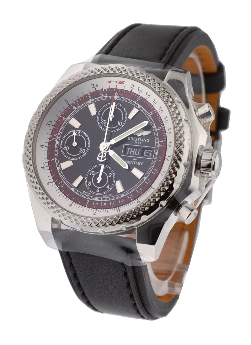Breitling Bentley Motors GT II in Steel