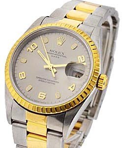 Rolex Used Date