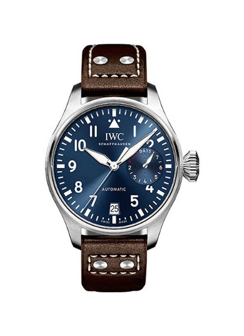 IWC Big Pilot Le Petit Prince in Steel - Special Edition