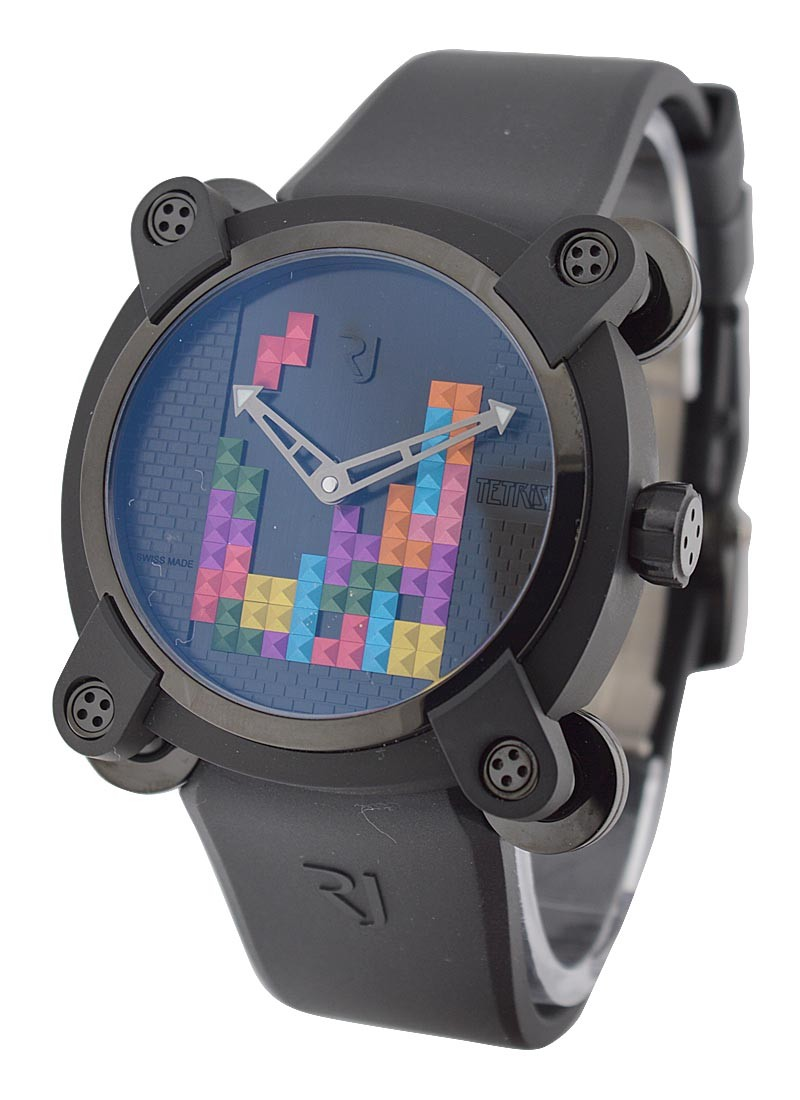 Romain Jerome Tetris DNA iLimited Edition of 84 Pieces