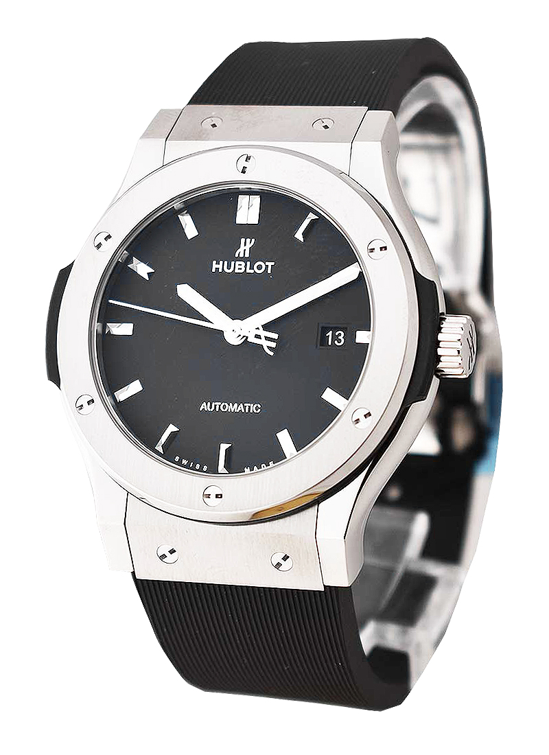 Hublot Classic Fusion 42mm Automatic in Titanium