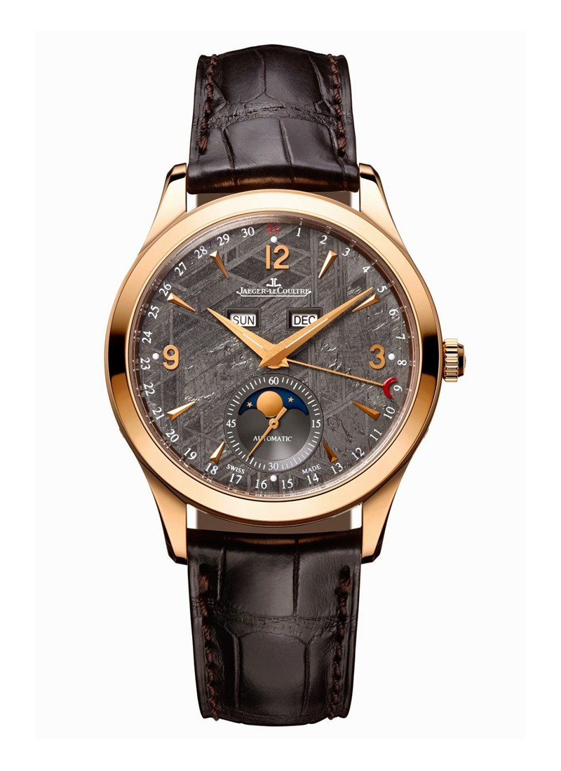 Jaeger - LeCoultre Master Series Calendar in Rose Gold