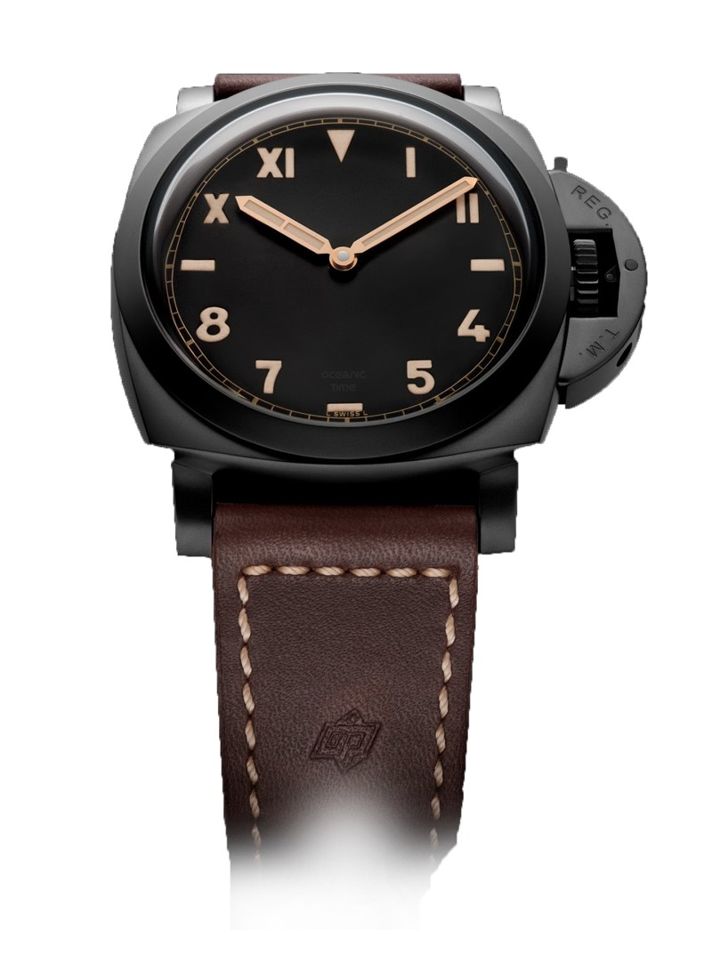 Panerai PAM 629 - Special Edition Luminor 1950 in DLC Coated Titanium - Limited Edition of 300pcs
