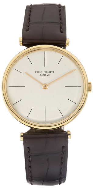 Patek Philippe Vintage Calatrava 2592 in Yellow Gold