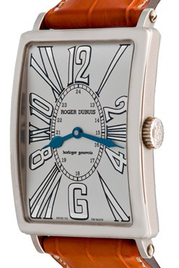 Roger Dubuis Much More in White Gold