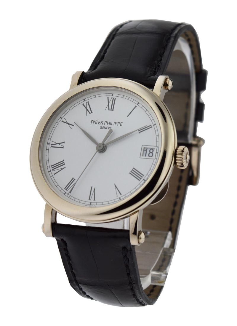 Patek Philippe Adreas Huber Boutique Edition 5053 in White Gold