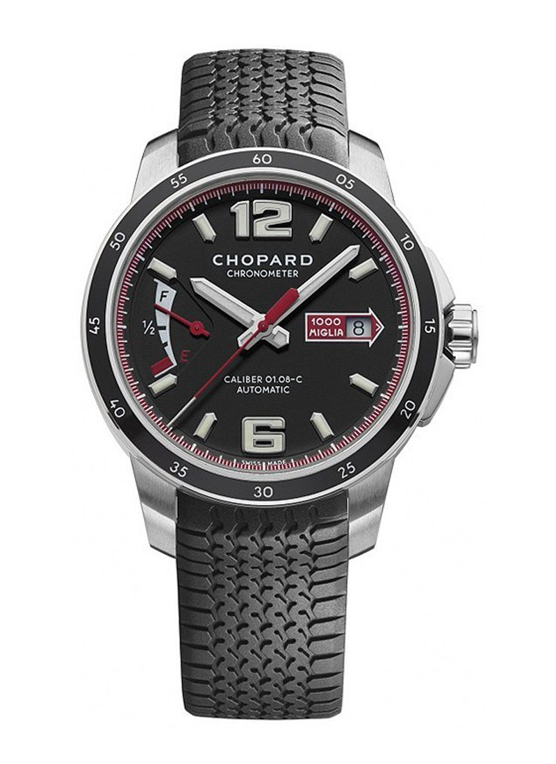 Chopard Mille Miglia GTS Power Control in Steel
