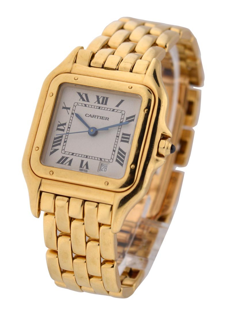 Cartier Panther 27mm in Yellow Gold