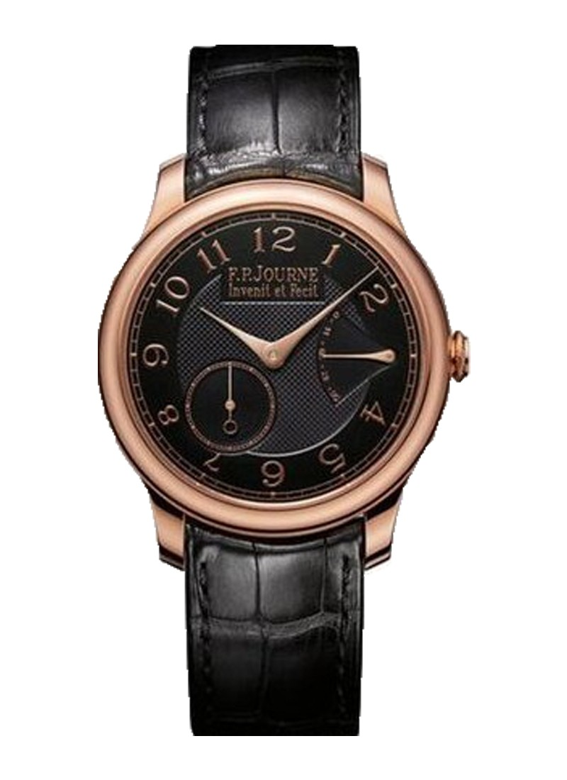 FP Journe Chronometre Souveraine 40mm Rose Gold