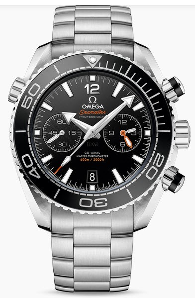 Omega Planet Ocean Chronograph Mens Automatic in Steel