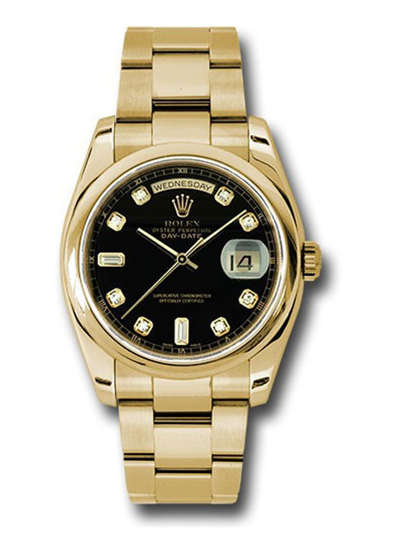 Rolex Used Men's Day Date President in Yellow Gold