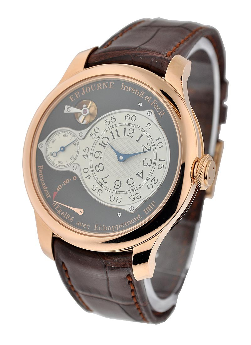 FP Journe Chronometre Optimum in Rose Gold