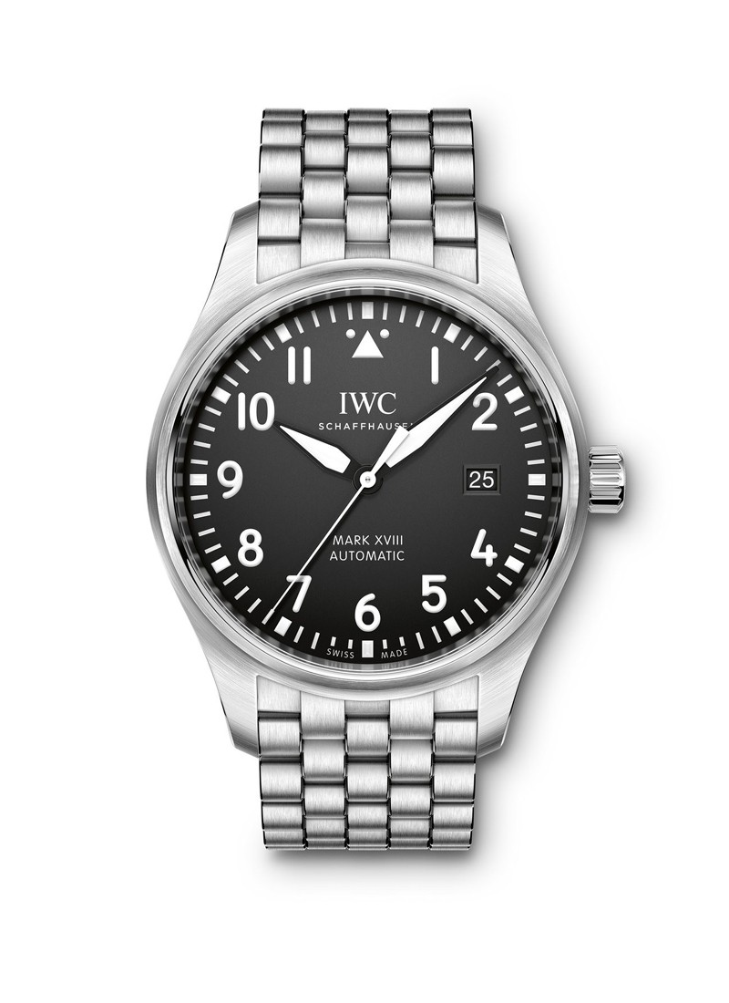 IWC Pilots Mark XVIII - Classic in Steel