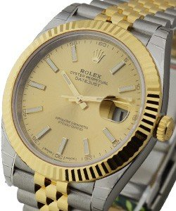 Rolex New Datejust