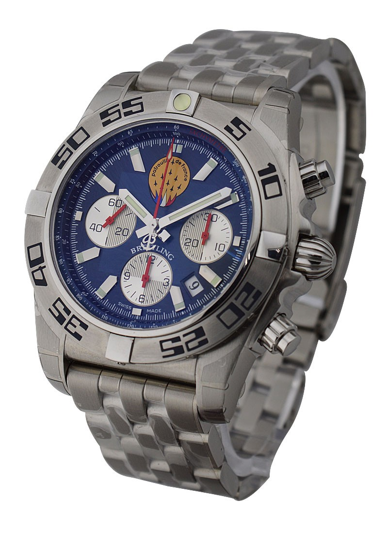 Breitling Chronomat BO1 Limited Edition for Parouille de France