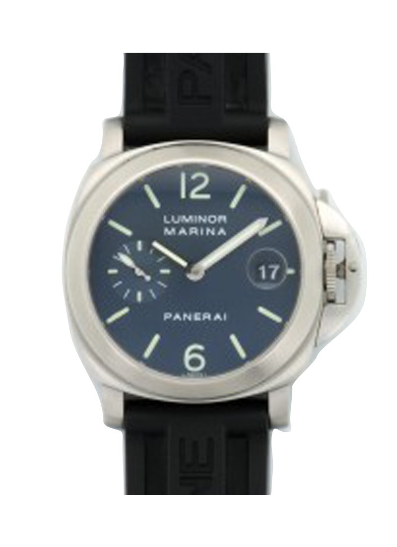 low priced ca548 0203e PAM 119 - Marina Automatic in Steel