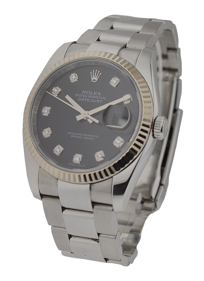Rolex Used Datejust 116234  with Oyster Bracelet