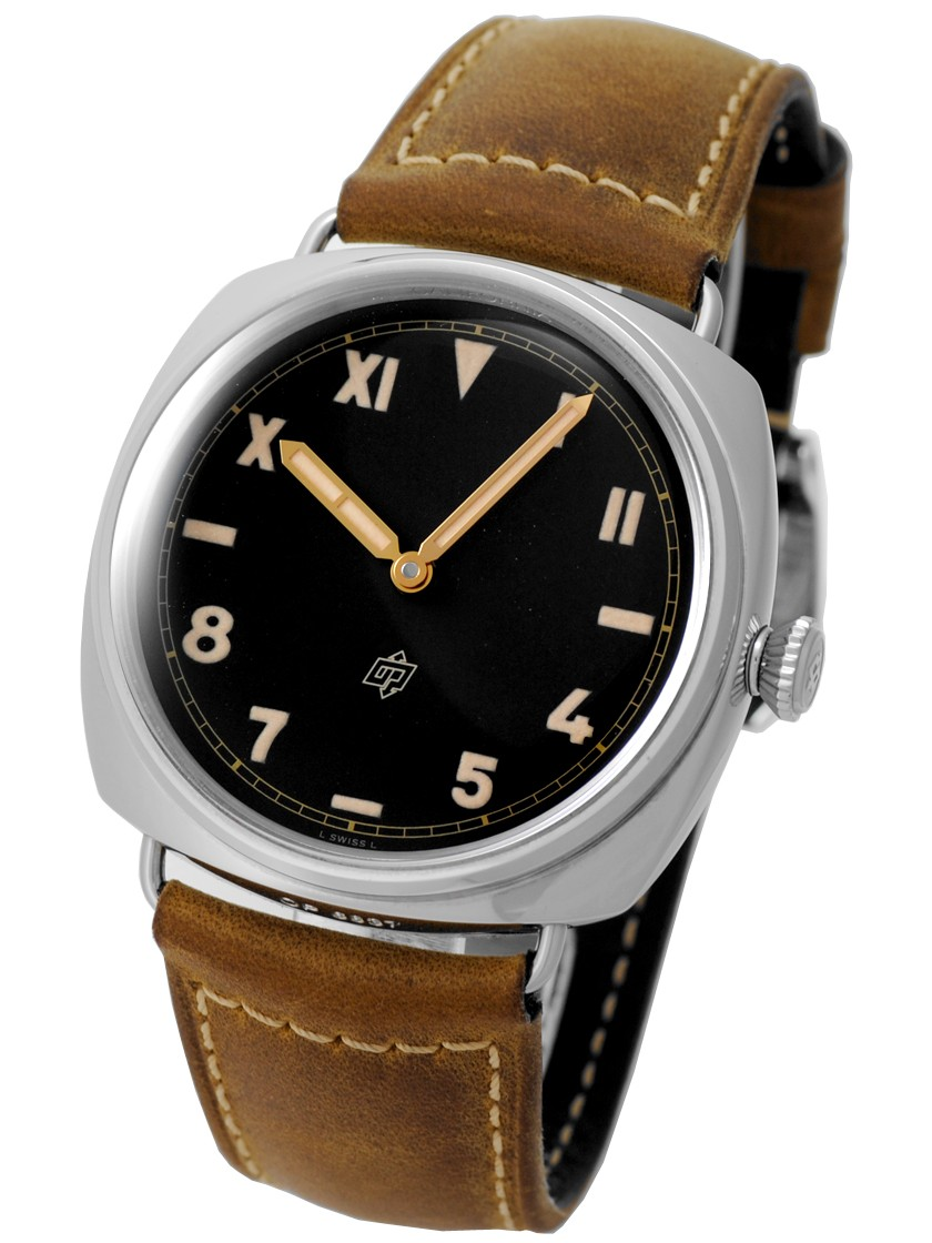Panerai PAM 424   Radiomir California 3 Day Acciaio No Date in Steel