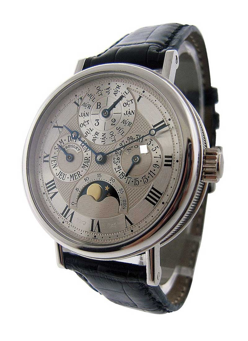 Breguet Souscription Minute Repeater Perpetual
