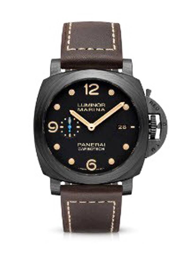 Panerai PAM 661   Luminor Marina 1950 Carbotech Automatic in Carbon Fiber