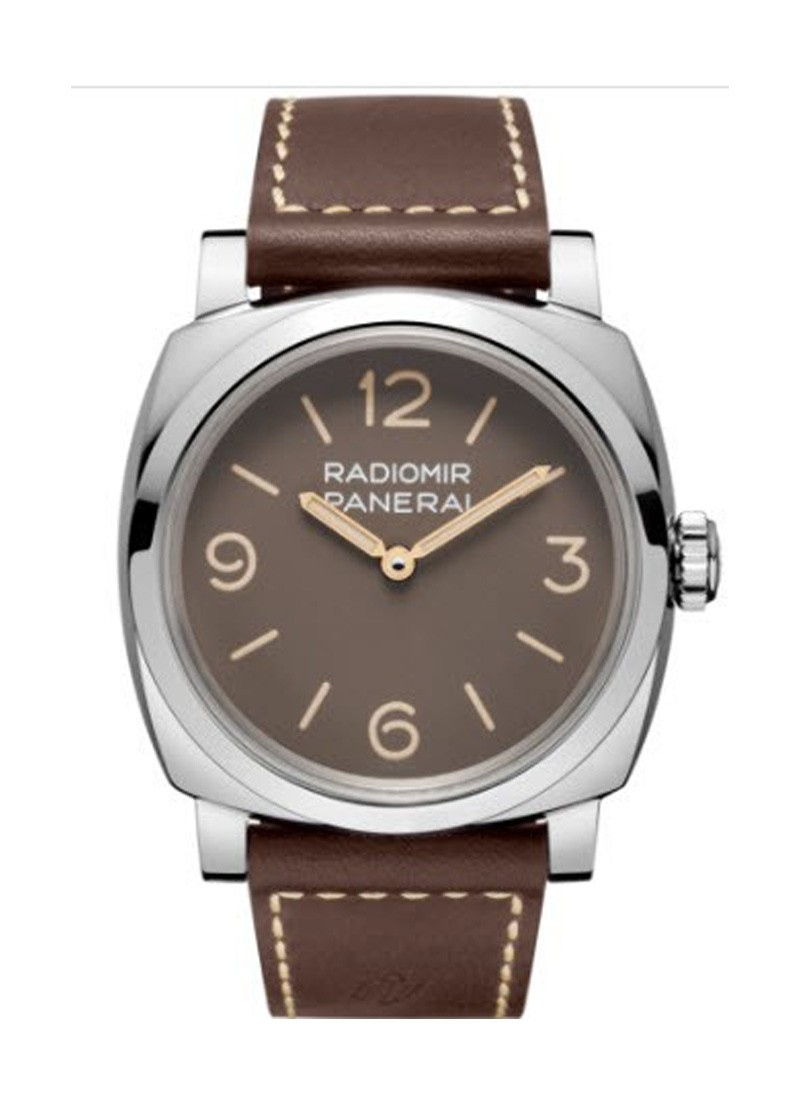 Panerai PAM 662   Radiomir 1940 3 Days Egiziano in Steel