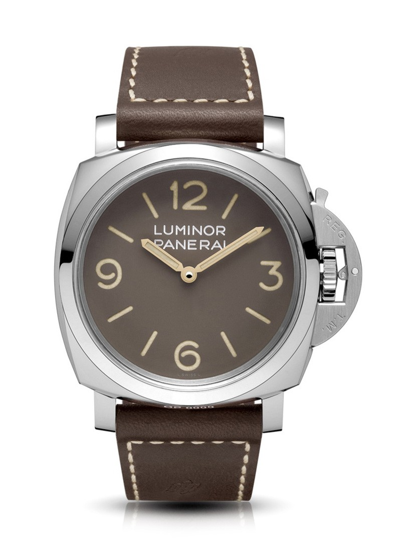 Panerai PAM 663 - Radiomir 1940 3 Days Manual in Steel