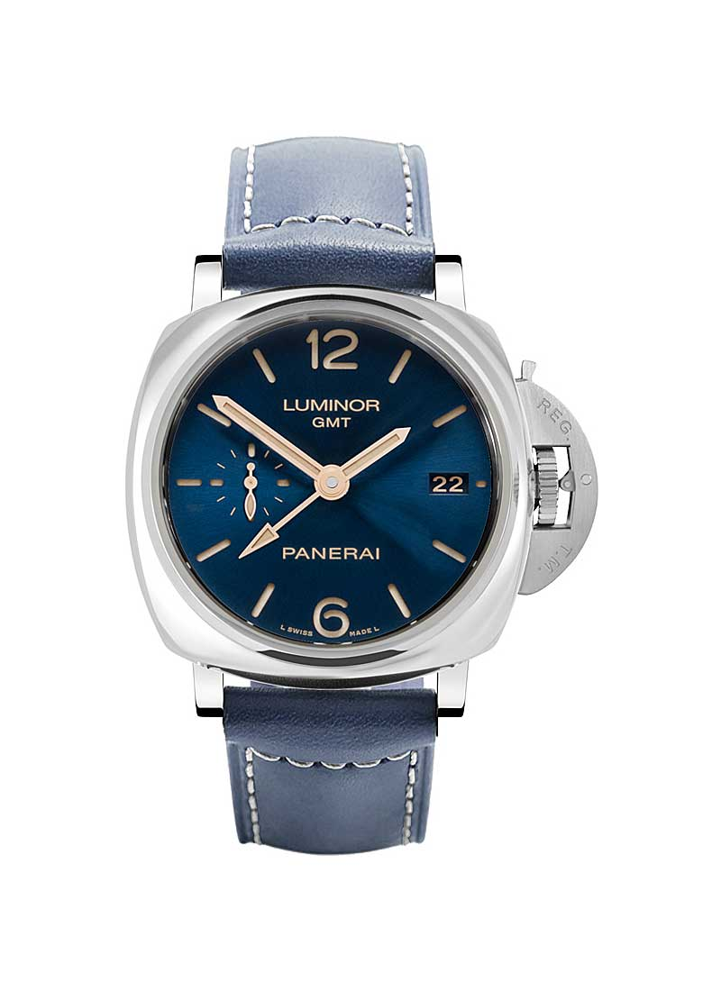 Panerai PAM 688 - Luminor 1950 3 Days GMT Automatic Mens in Steel