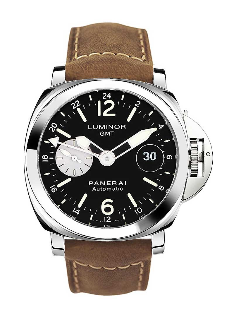 Panerai PAM 1088   Luminor GMT in Steel