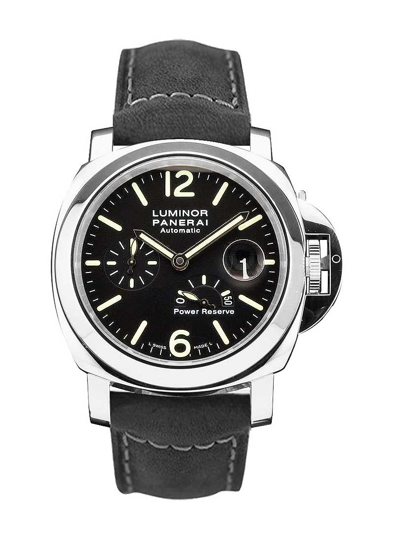 Panerai PAM 1090 - Luminor Power Reserve Automatic Acciaio in Steel