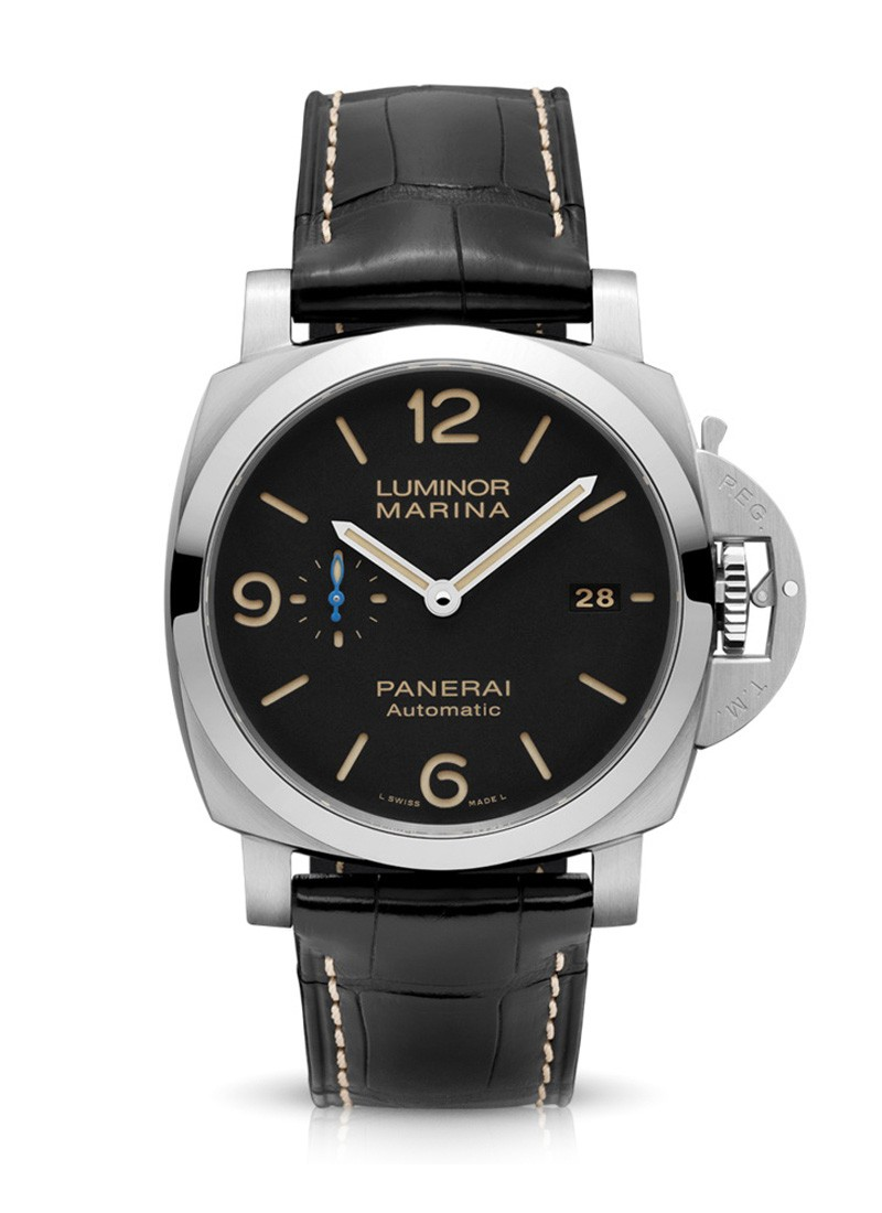 Panerai PAM 1312   Luminor 1950 3 Days GMT in Steel