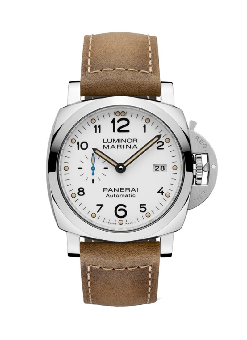 Panerai PAM 1499   Luminor Marina 1950   3 Days Automatic in Steel