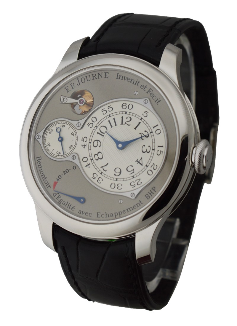 FP Journe Chronometre Optimumin Platinum