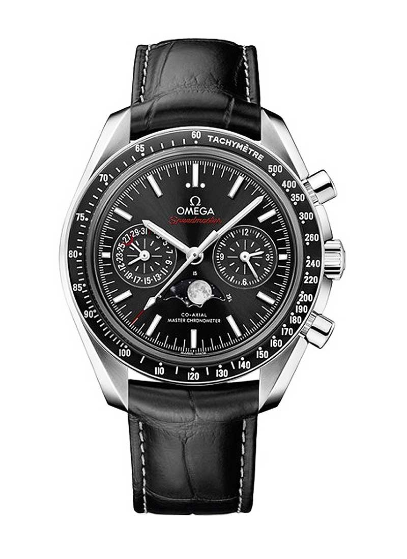 Omega Speedmaster Professional Moon watch Moon phase in Steel