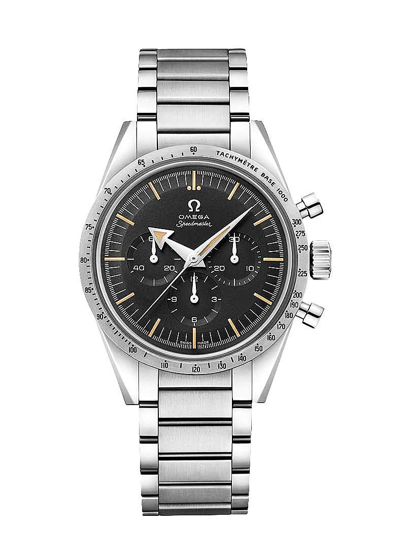Omega Speedmaster in Steel