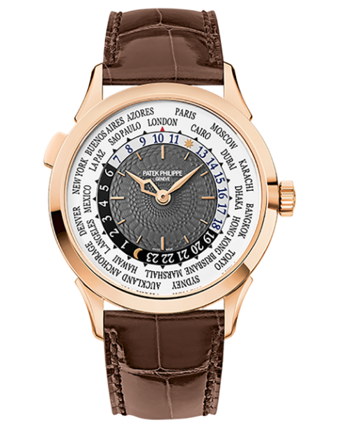 Patek Philippe World Times Ref 5230R 001 Grande Complications in Rose Gold