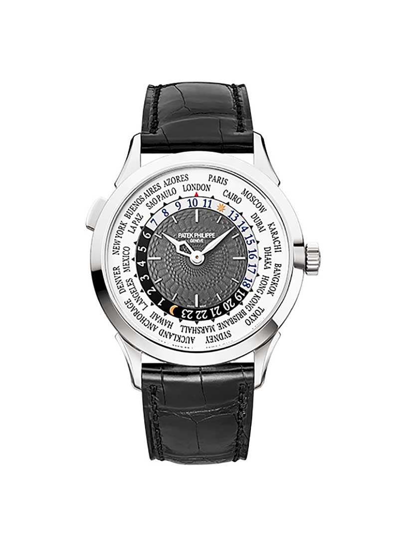 Patek Philippe 5230 World Time in White Gold