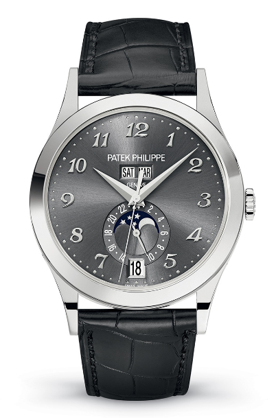 Patek Philippe Annual Calendar Ref 5396G 014 in White Gold