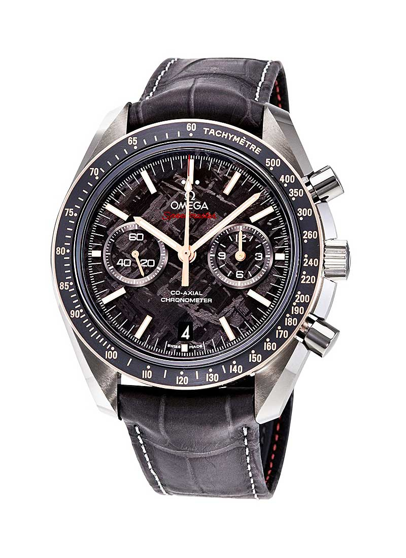 Omega Speedmaster Moonwatch Grey Side of the Moon 44.25mm in Ceramic