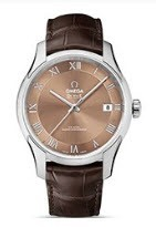 Omega Deville Hour Visioon Co Axial 41mm Automatic in Steel