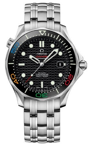 Omega Seamaster Co Axial Olympic Collection 41mm Automatic in Steel