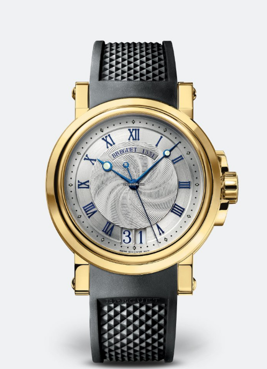 Breguet Marine Automatic Big Date Yellow Gold