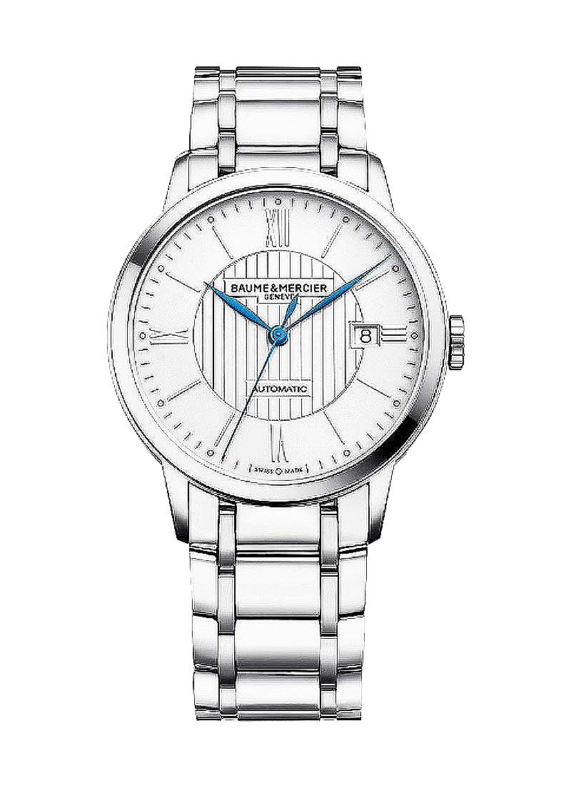 Baume & Mercier Classima Executives Steel in Steel
