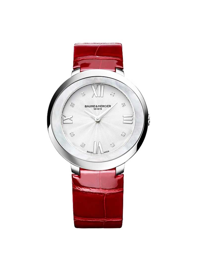 Baume & Mercier Promesse 34mm in Steel