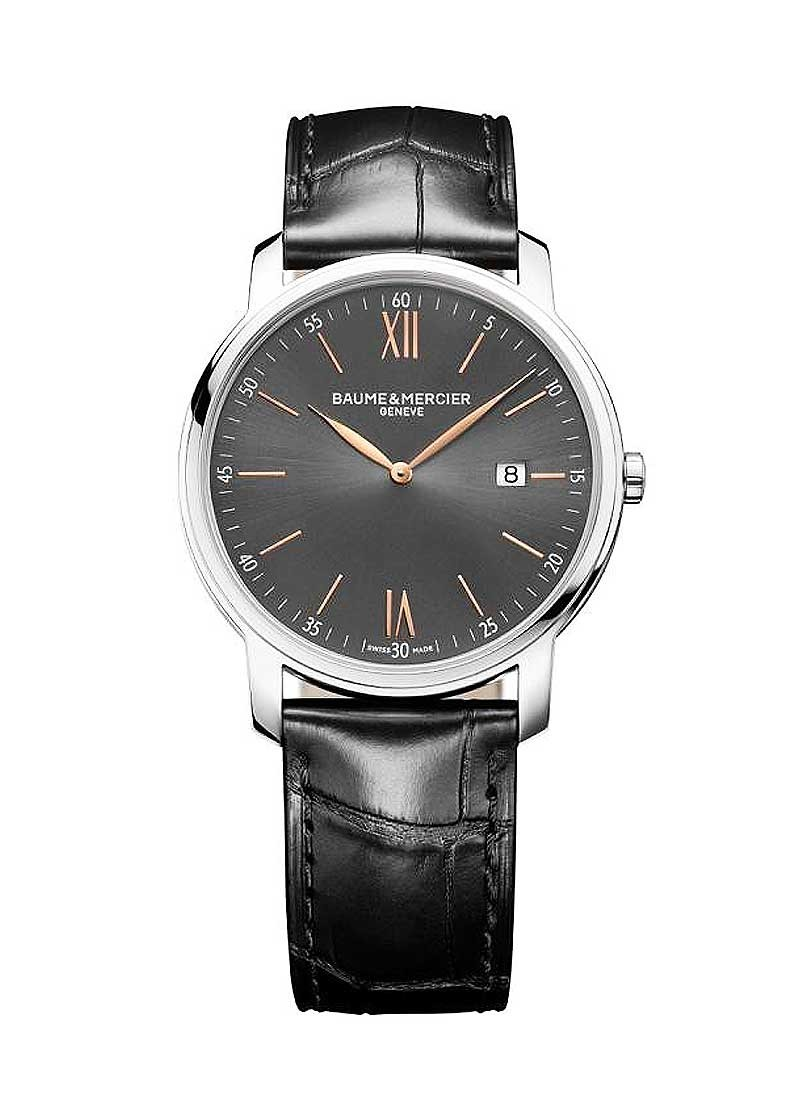 Baume & Mercier Classima 42mm Core in Steel