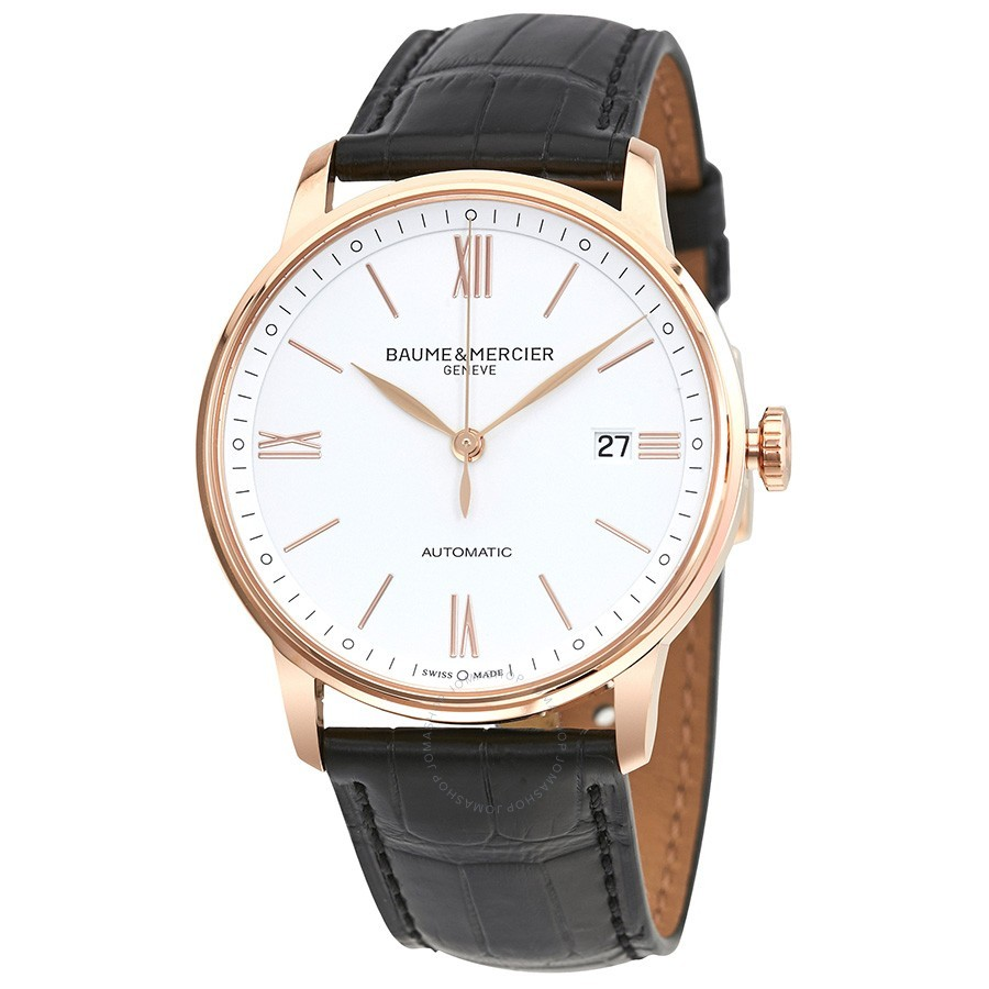 Baume & Mercier Classima 39mm in Rose Gold