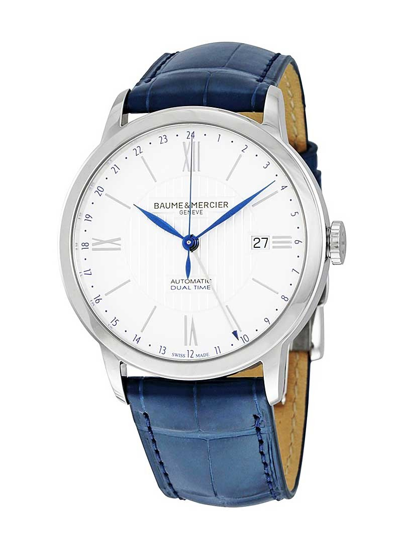 Baume & Mercier Classima 40mm in Steel