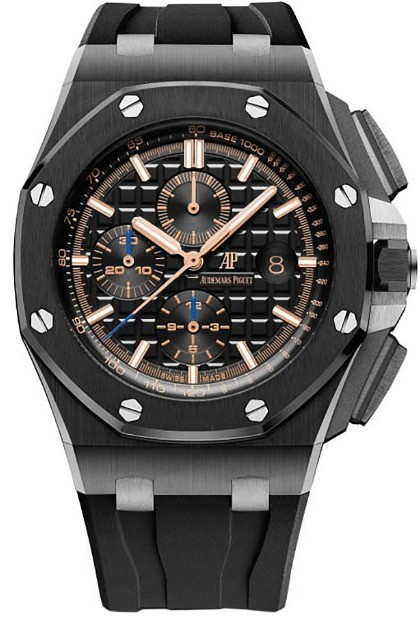 Audemars Piguet Royal Oak Offshore Chronograph in Ceramic