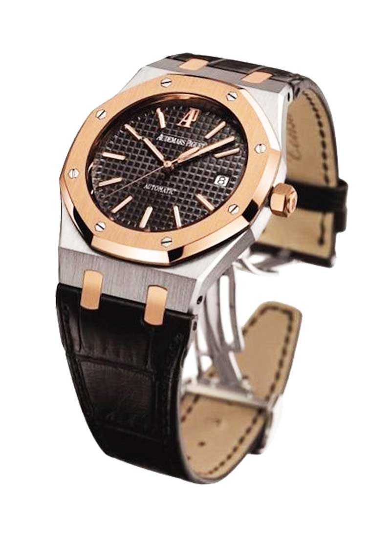 Audemars Piguet Royal Oak Steel and Rose Gold 39mm Automatic