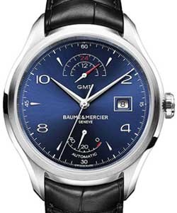 Baume & Mercier Clifton GMT